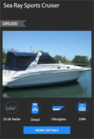 Horizon Shores Boat Sales | Used Boats For Sale Gold Coast